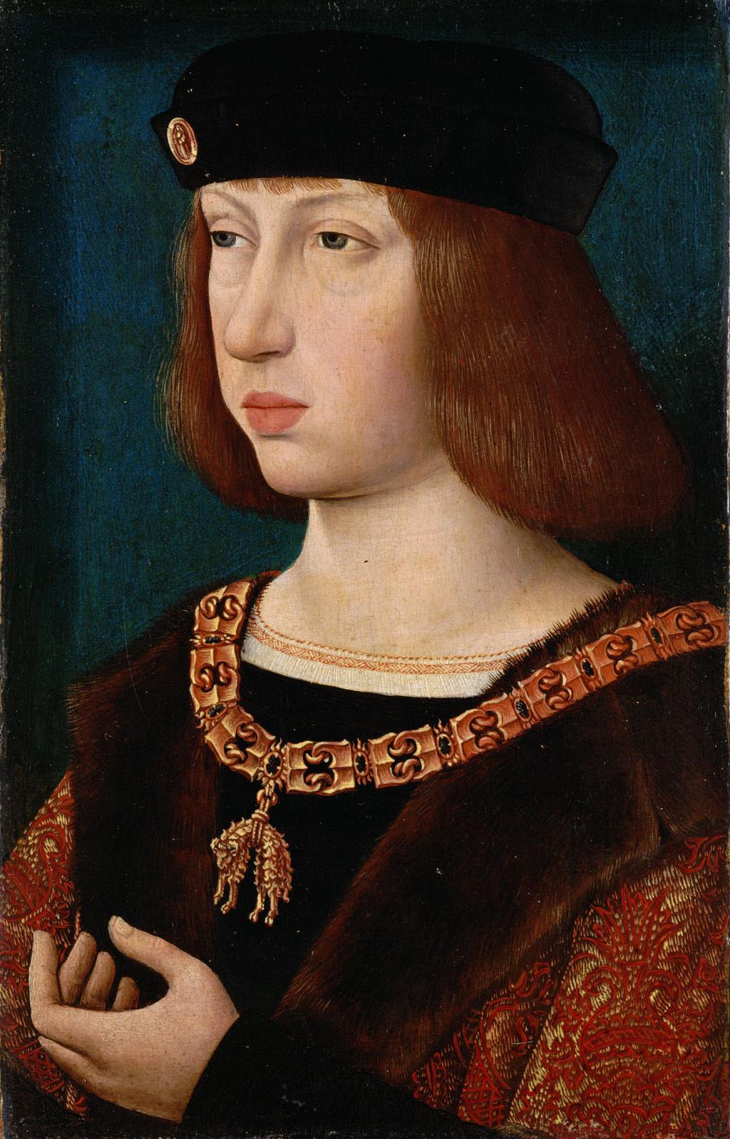 Филипп I Красивый