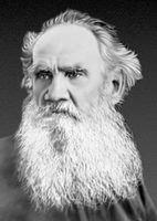 Толстой лев биография факты из жизни